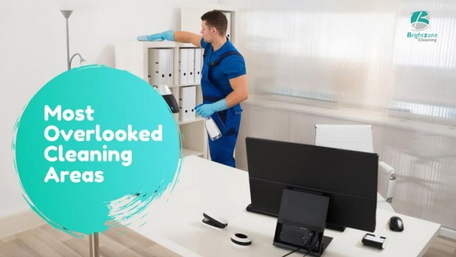5-Most-Overlooked-Cleaning Areas in Offices