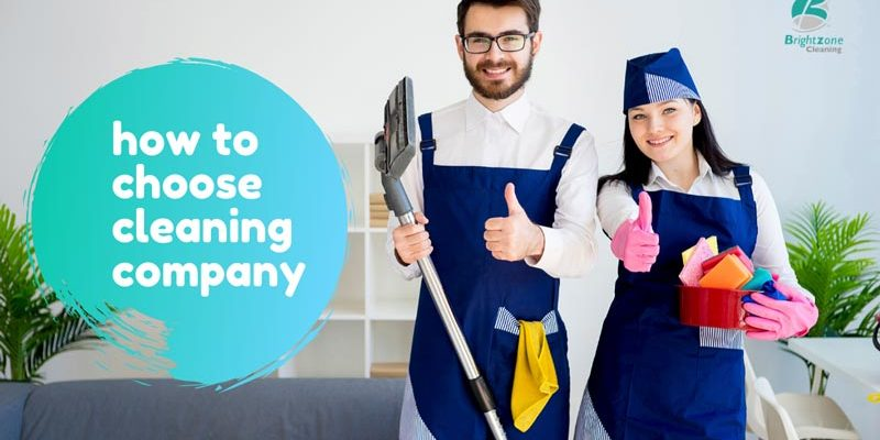 How to Choose Commercial Cleaning Company