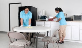 Office Kitchen Cleaning in Melbourne