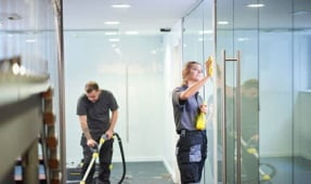 Office Window Cleaning in Melbourne