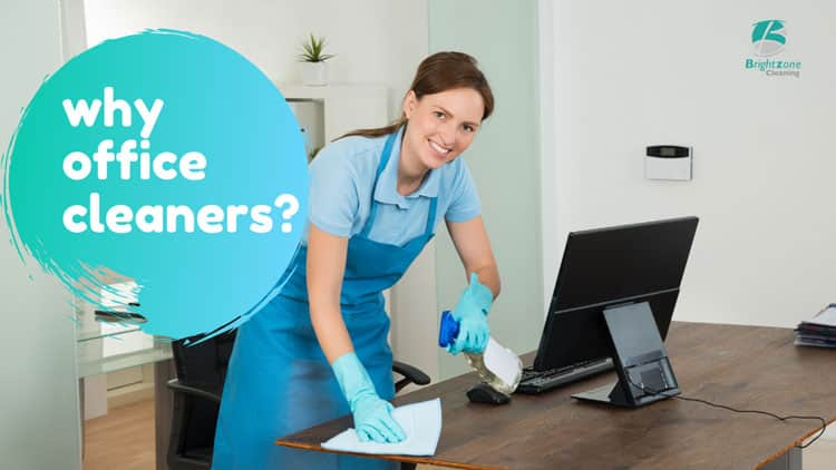 Why one should get Office Cleaning in Melbourne?