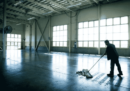 warehouse cleaning in brisbane