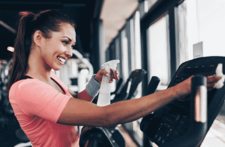 Gym Cleaning in Brisbane