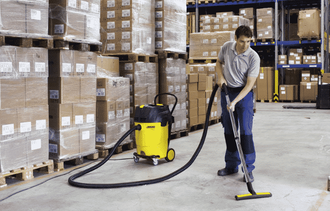 warehouse cleaners in Brisbane
