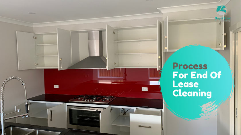Step By Step Process For End Of Lease Cleaning