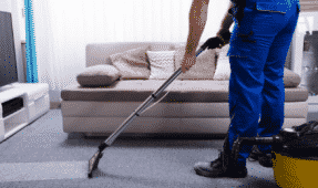 living area cleaning in adelaide