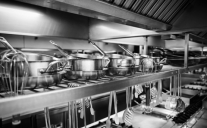 Restaurant Kitchen Equipment Cleaning